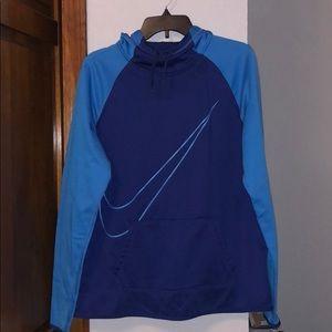 💙Blue Nike Hoodie💙